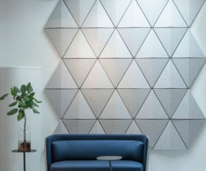 Cool Decorative Panels With Sound Absorbing Qualities