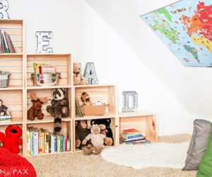 DIY Bookshelf Ideas For Every Space, Style And Budget