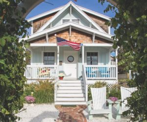 Beachy Cottage House Decor Style