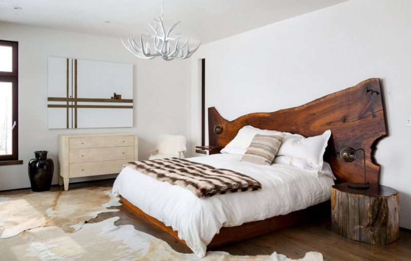 Live Edge Headboard Concept That Celebrate The Beauty Of Nature
