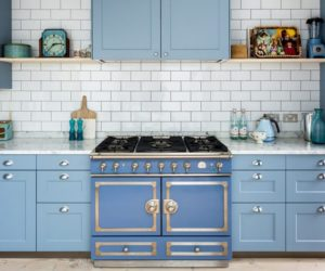 Gorgeous Designs Inspired by Colorful Kitchen Cabinets