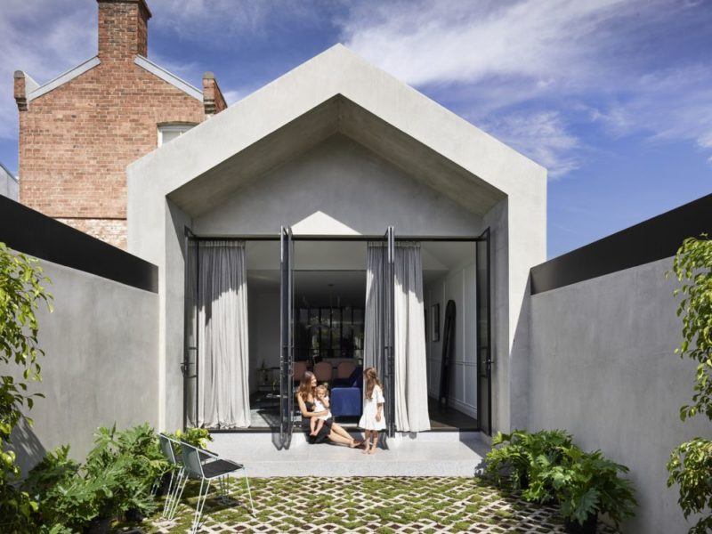 A Victorian-Era House Gets a Timeless New Look