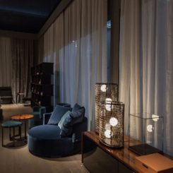 Creating a linear interior design