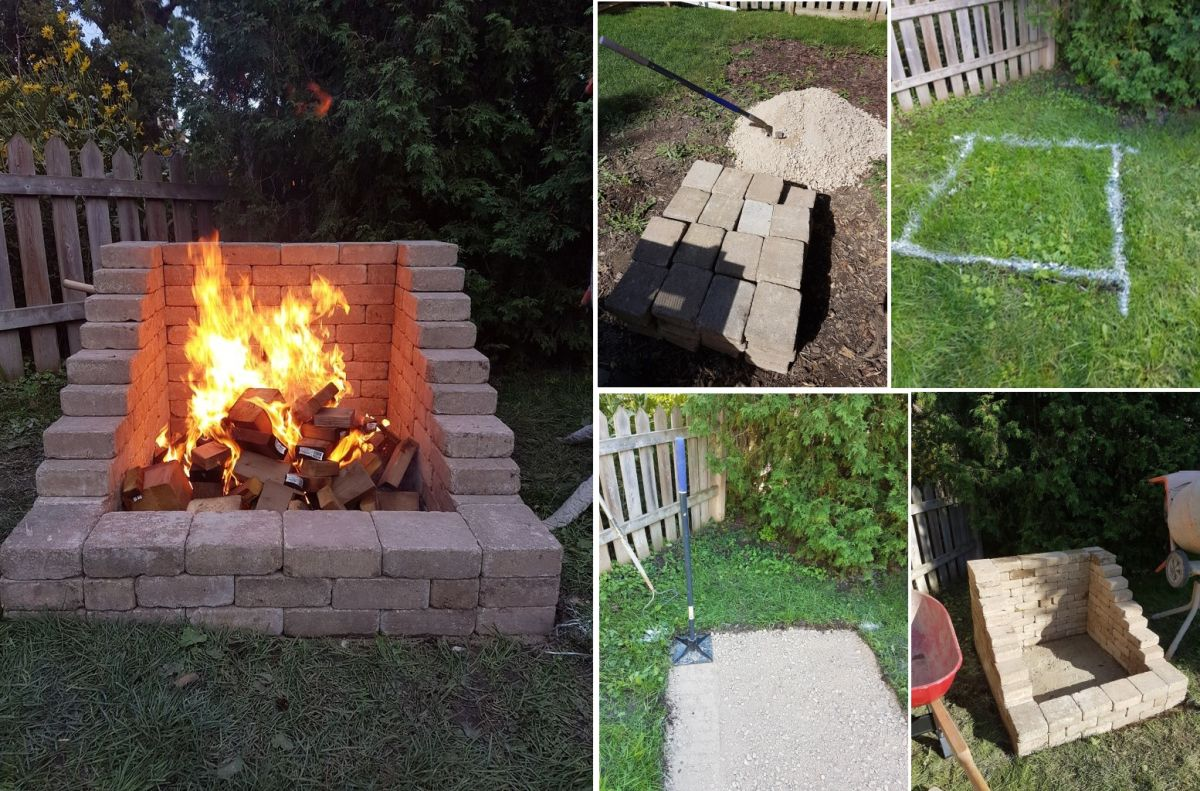 Diy Fire Pit Ideas That Change The Landscape