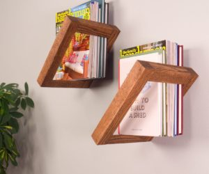 10 Different Styles And Uses For DIY Floating Shelves