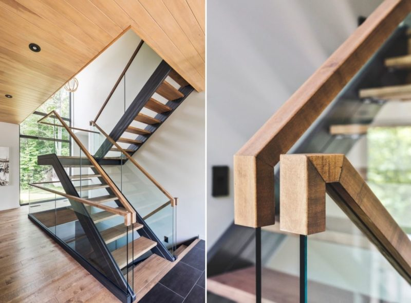 10 Stair Handrail Concept With Glamorous Designs