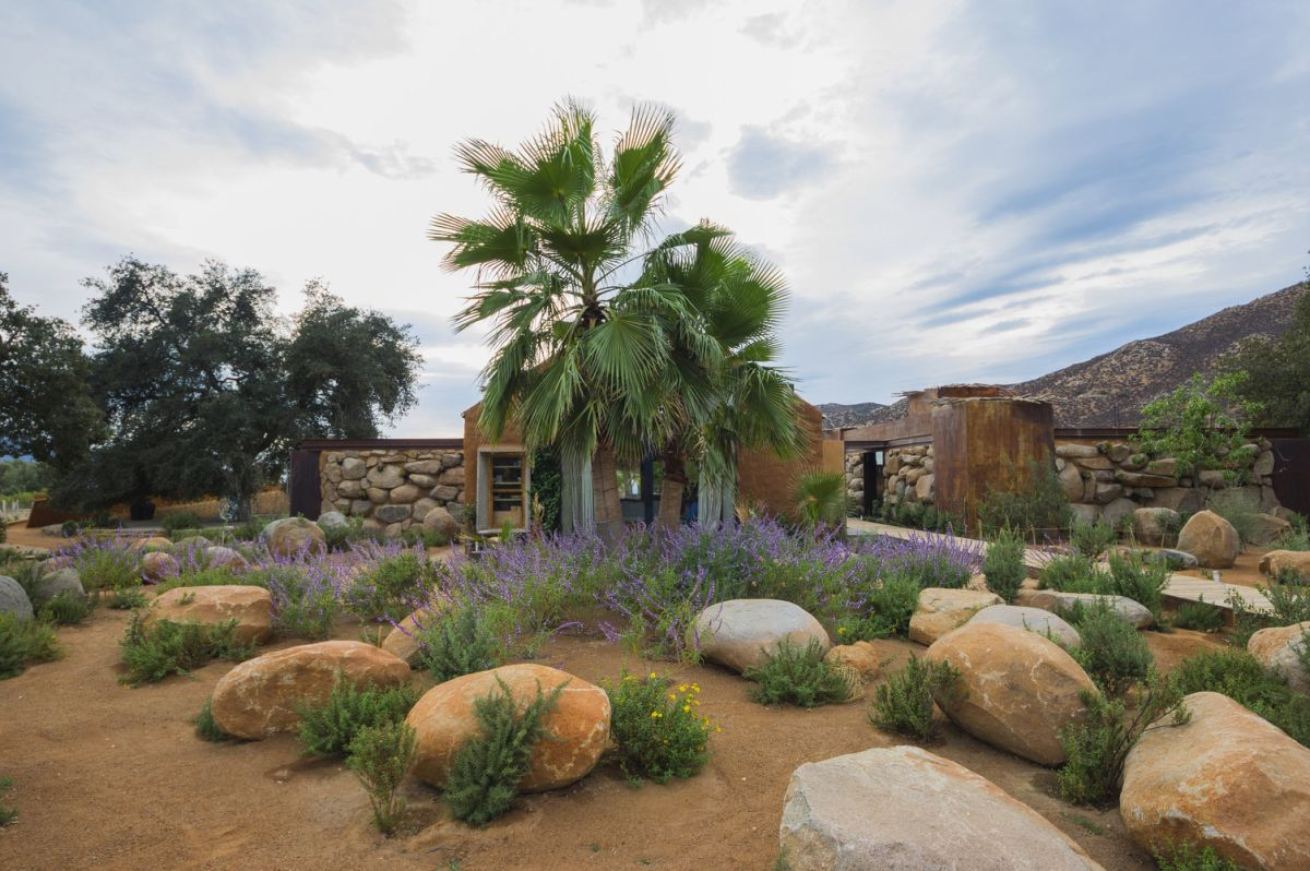 This is one of the few retreats able to offer such a pure and relaxing experience