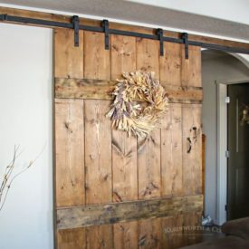 Large Barn Door DIYU