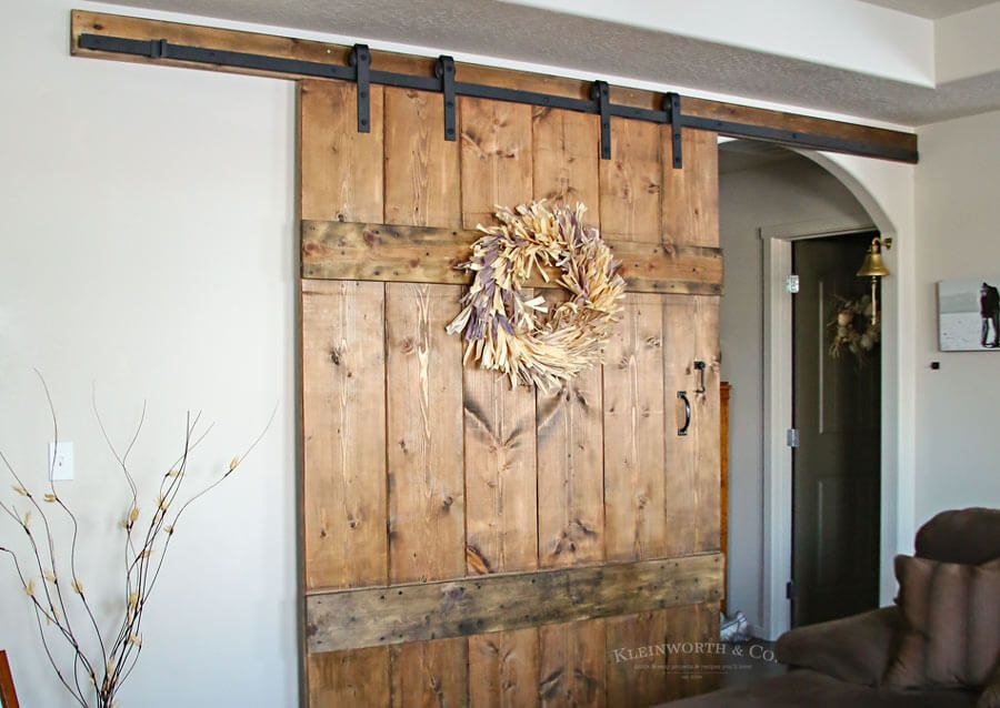15 DIY Barn Door Ideas For Inspiring Makeover Projects