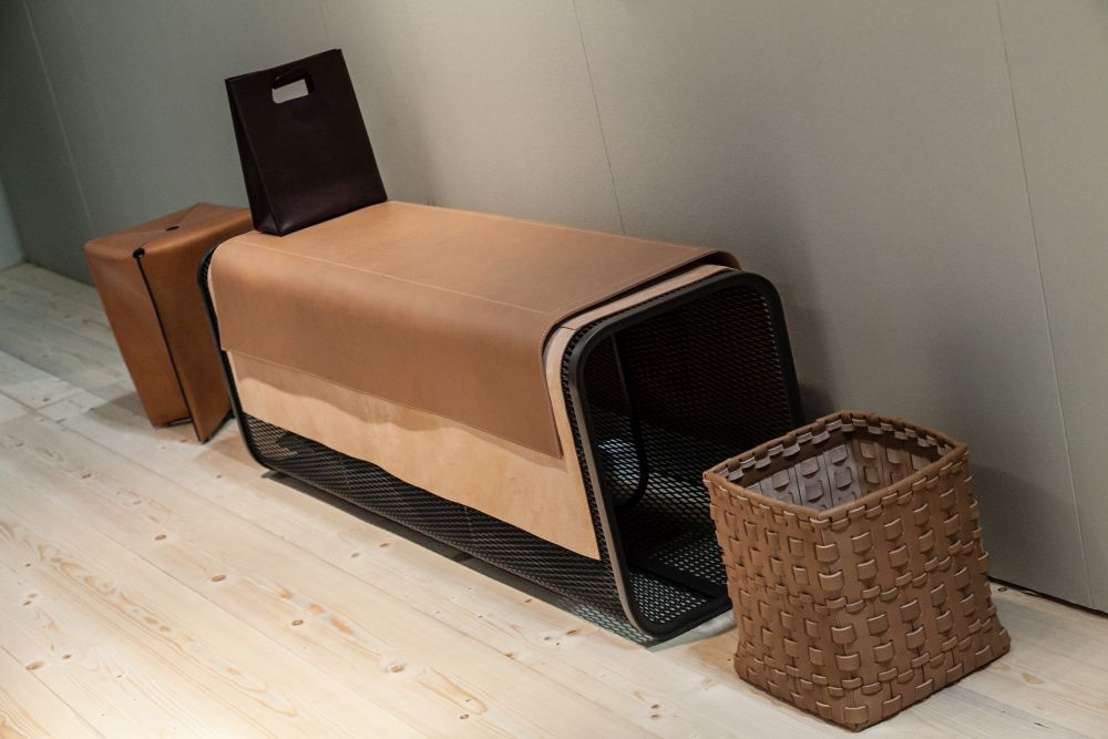 Some type of portable, extra seating is a must for the man cave.