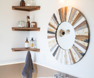 10 Cool And Practical Ways To Add Corner Shelves To Your Home