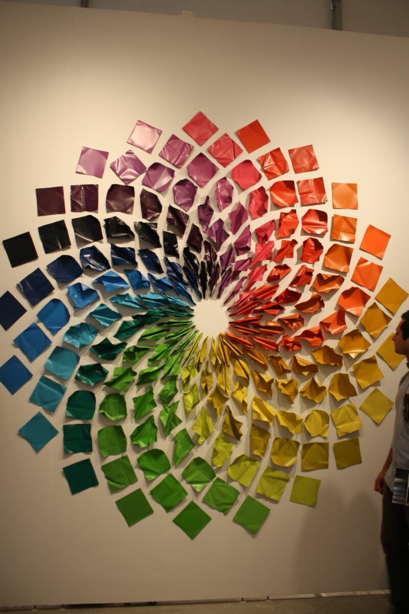 20 Ideas for Using Artwork to Add a Pop of Color to Your Space