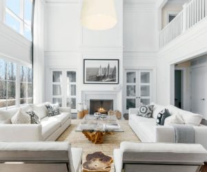 White Living Room Furniture – The Serene Choice That Never Goes Out Of Style
