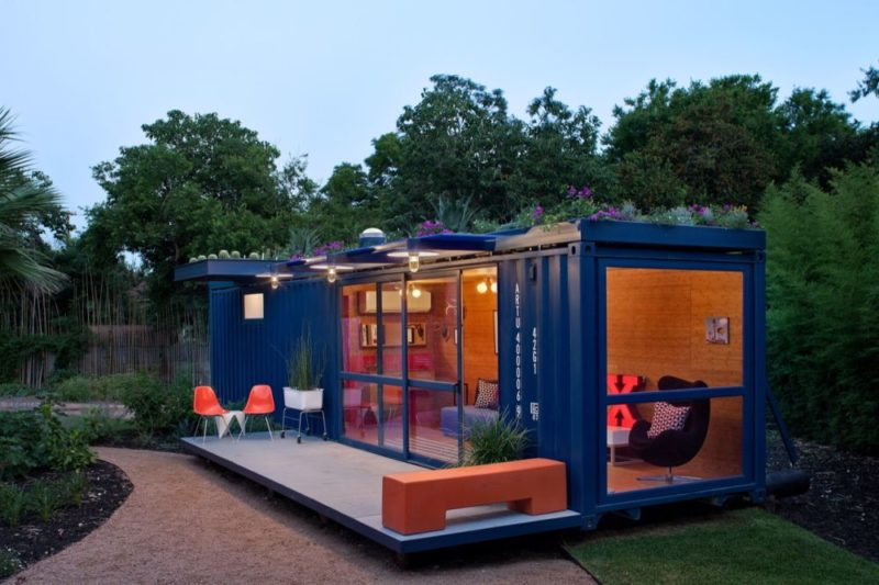 Efficient Floor Plan Ideas Inspired By Shipping Container Homes