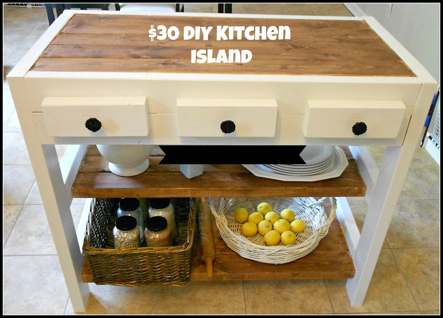 kitchen islands for cheap 20 diy kitchen island ideas that can transform your home 4020