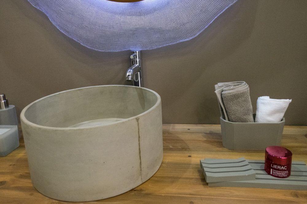 Concrete Cipi Bathroom Vessel
