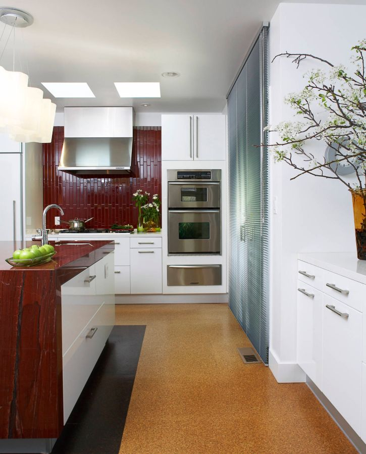 Types Of Floor Tiles For Kitchen: The Most Popular Kitchen Tile Flooring Options Are