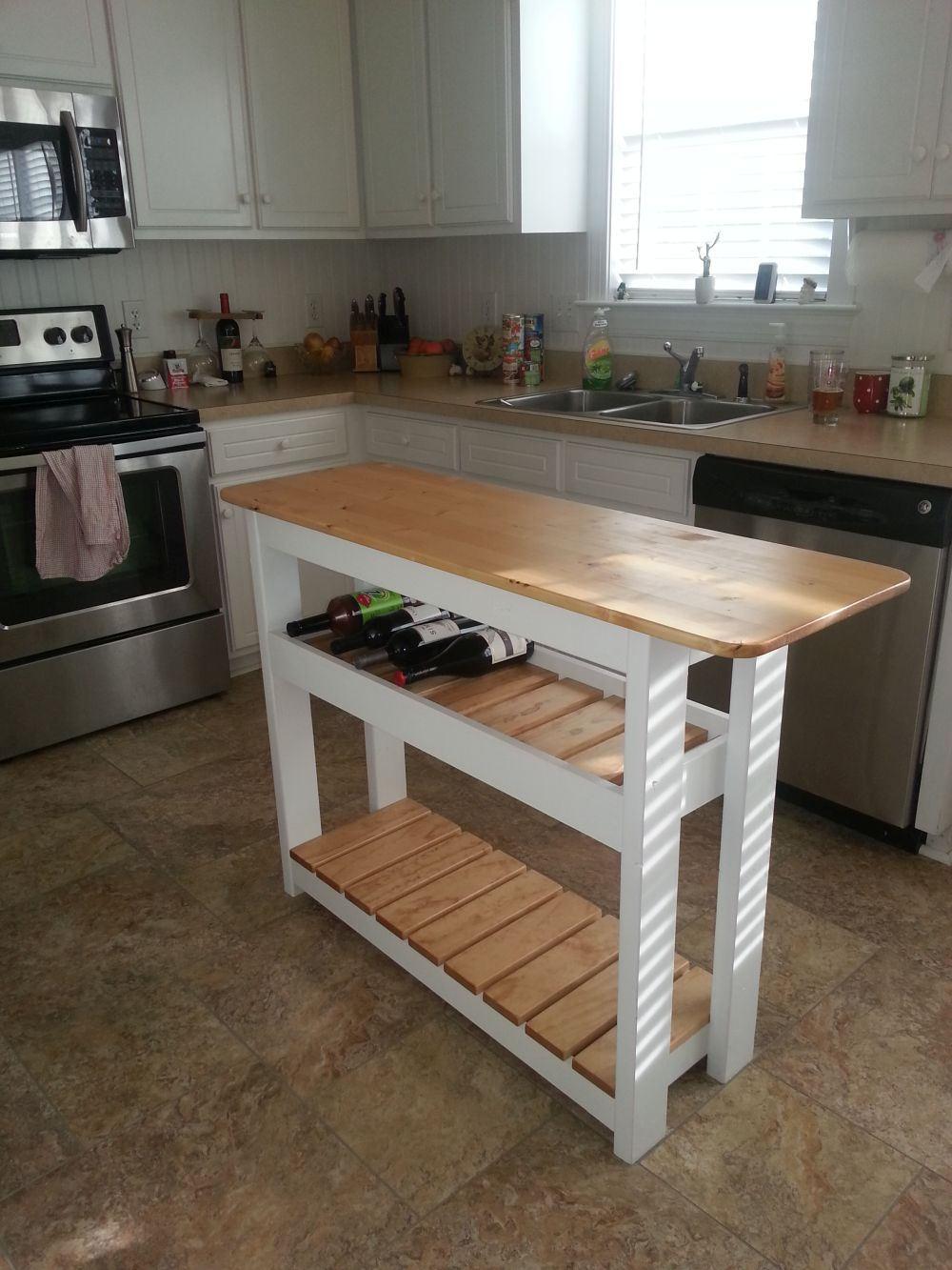 kitchen island build 20 diy kitchen island ideas that can transform your home 3443