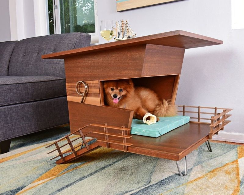 Cool Dog Houses With Modern Designs And Fancy Features