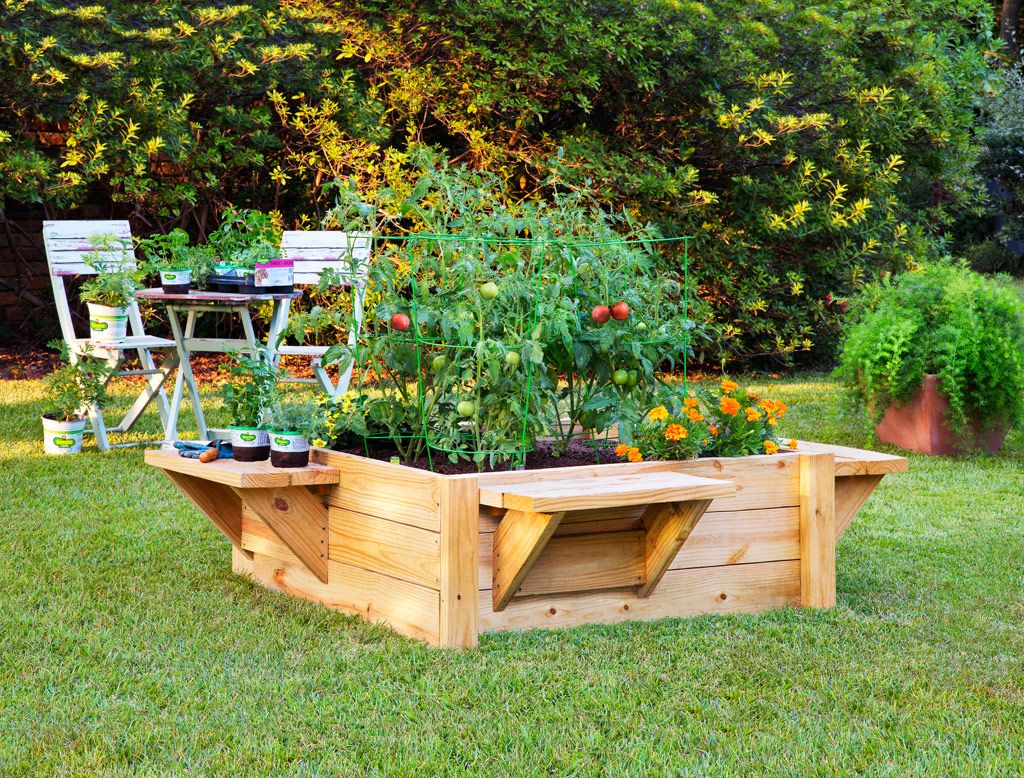 15 DIY Raised Garden Bed Ideas For A Great Start This Spring