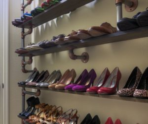 10 DIY Shoe Rack Concept For The Perfect Entryway Makeover