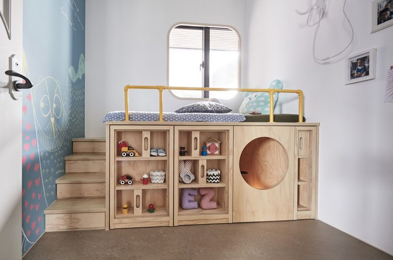 Fun And Sophisticated Bedrooms Designed With Kids In Mind