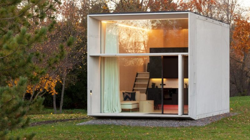 Cool Micro House Projects With Modern And Inventive Designs