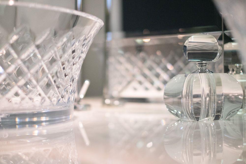 Luxury Crystal bathroom vessel