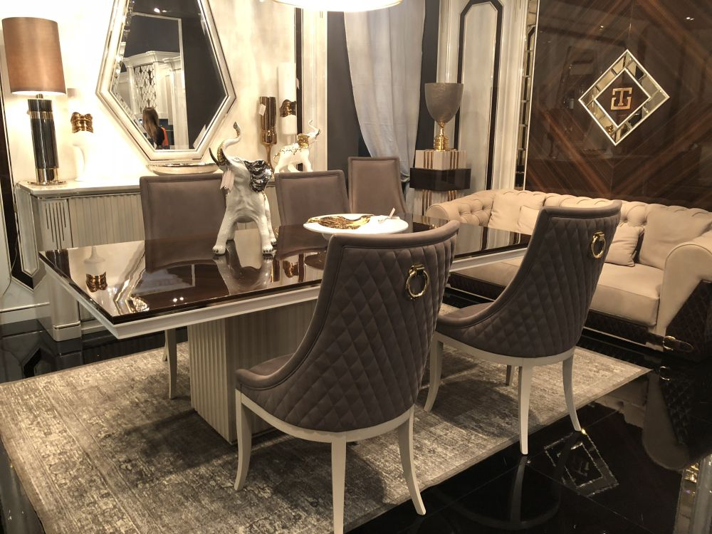 Consider your own style and the style of your home in general when choosing furniture and accessories