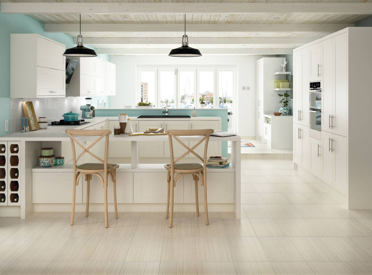 The Most Popular Kitchen Tile Flooring Options Are