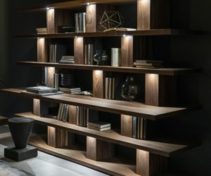 Charming Ways To Integrate Bookshelves Into any Space