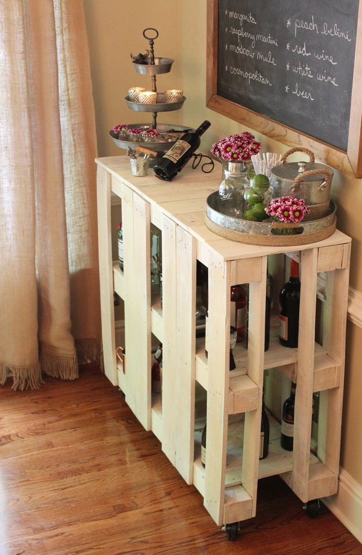 50 Amazing Pallet Projects For Your Home And Garden