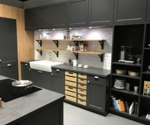 How To Use Kitchen Shelves To Balance Looks And Functionality