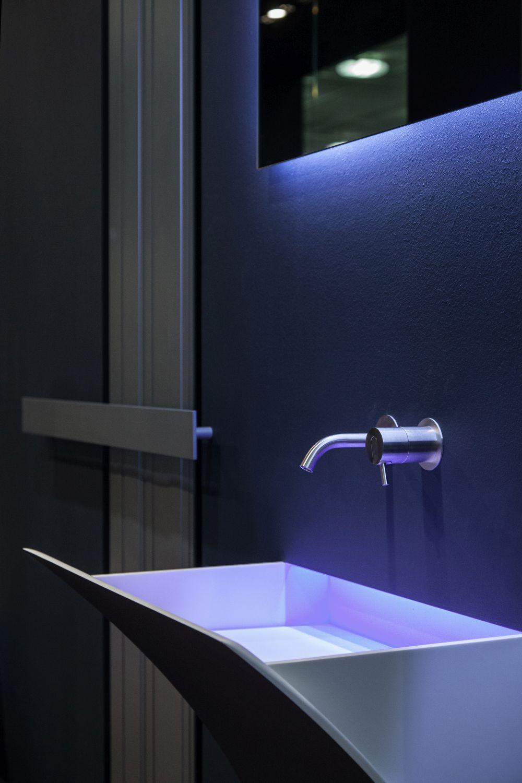 Wash basin by Antonio Lupi Strappo