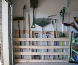 Garage Storage Concept That Will Help You Keep The Clutter At Bay