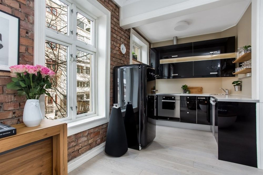 Open vs closed kitchen layout design