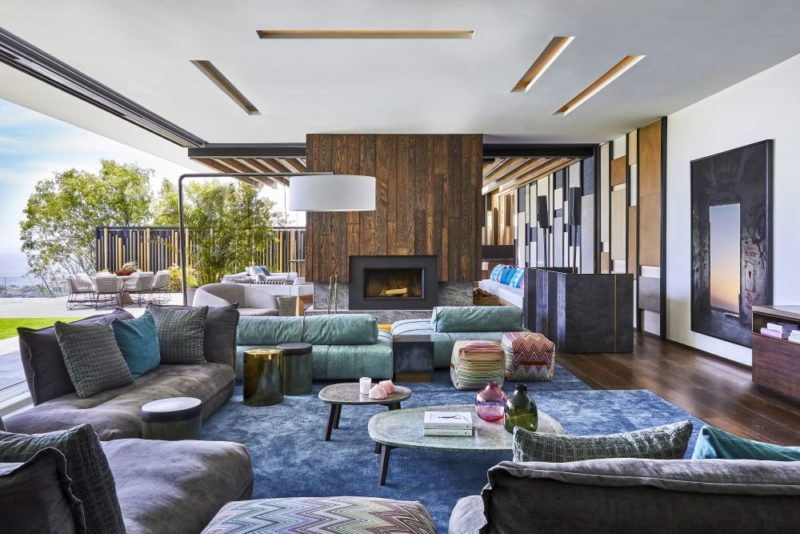 Modern Cape Town Residence Has Its Own Private Cinema
