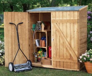 20 Small Storage Shed Concept Any Backyard Would Be Proud Of