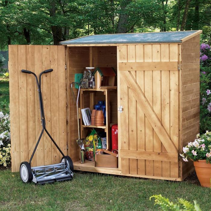 20 Small Storage Shed Ideas Any Backyard Would Be Proud Of