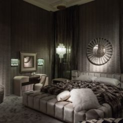 Glamouros bedroom interior design