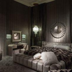 Glamouros bedroom interior design