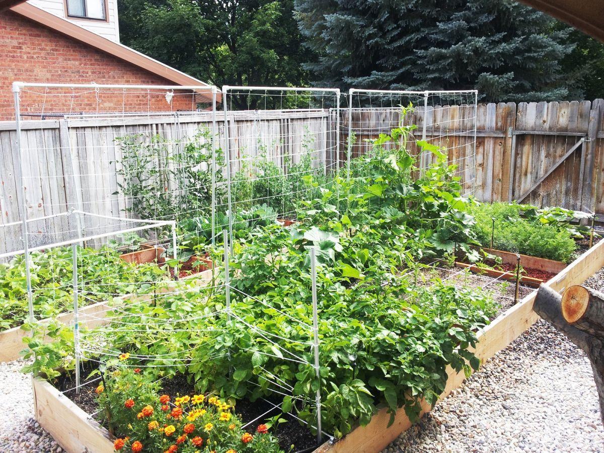 Wonderful DIY Garden Ideas