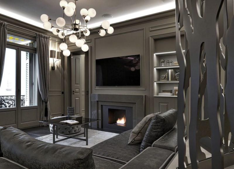 Modern Monte Carlo Apartment Equal Parts Residence, Designer Home Boutique