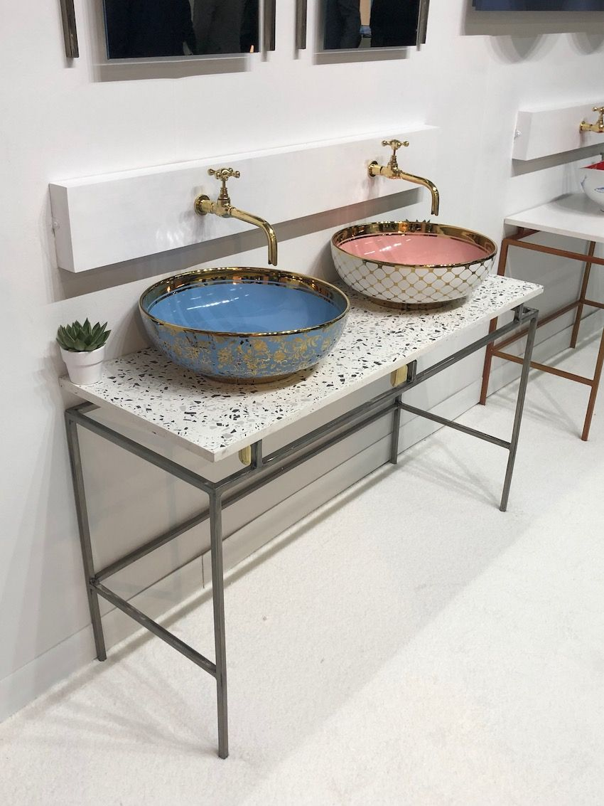 These basins are such artful bathroom additions.