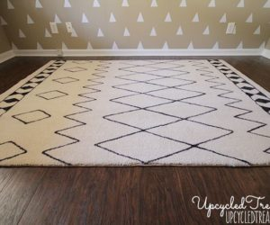 How To Add Character To Your Home With A DIY Rug
