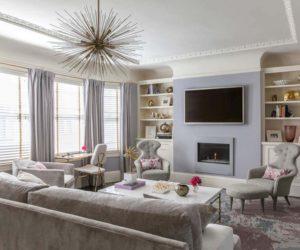 Rachel Blindauer Living room decor