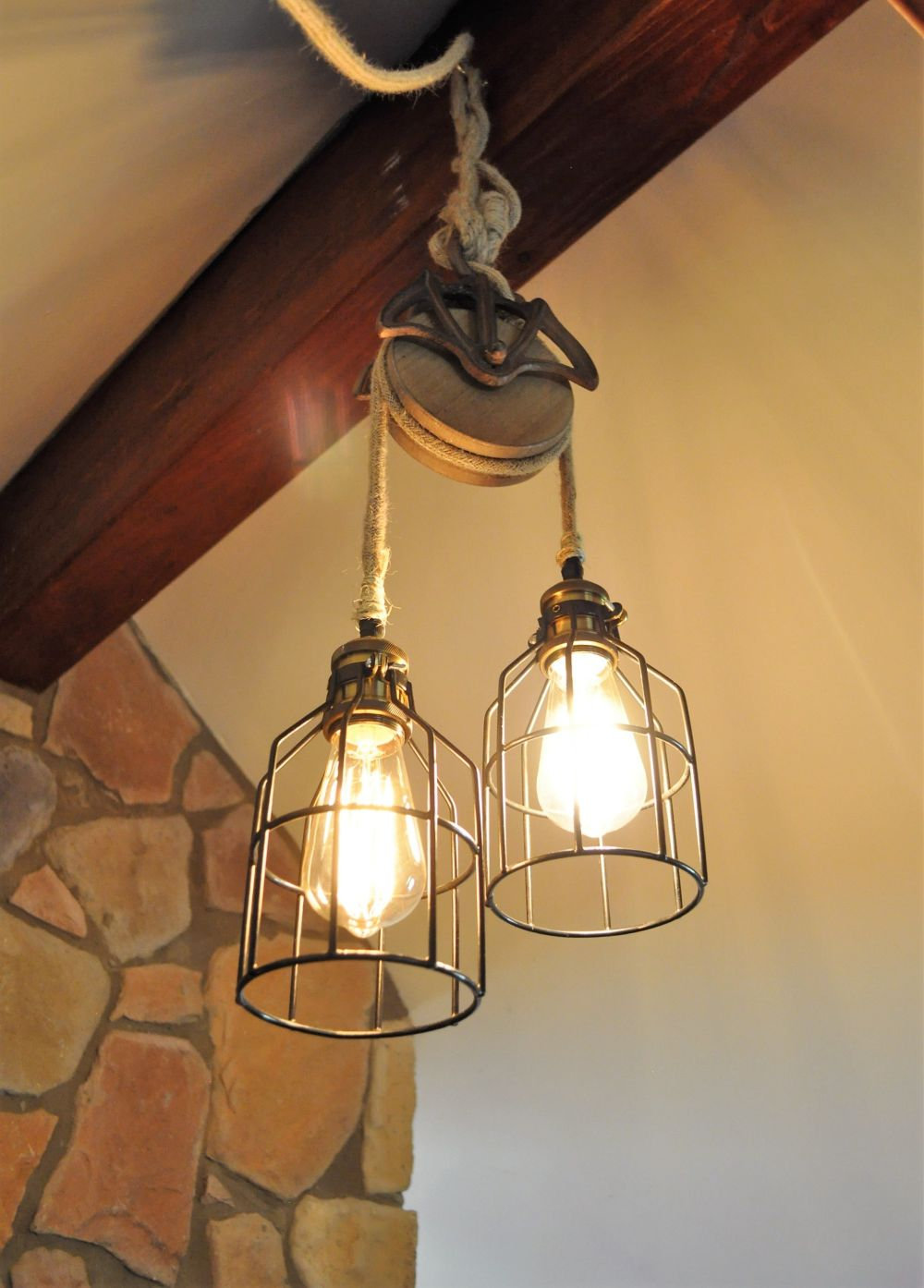 25 Farmhouse Lighting Ideas For Warm