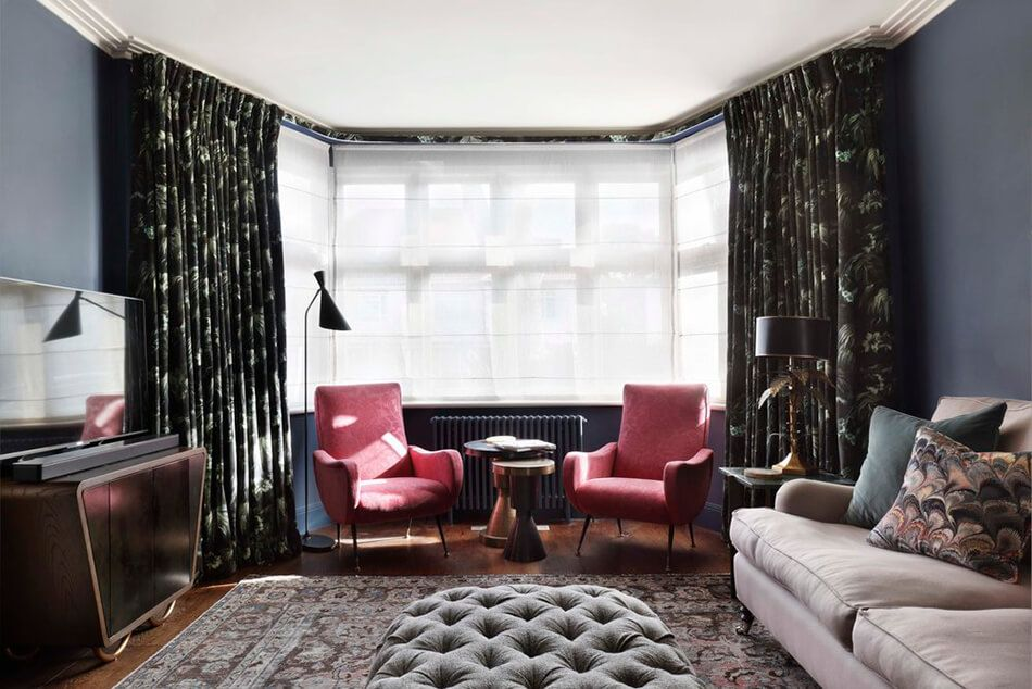 How To Pick Living Room Curtains That Perfectly Match Your Style