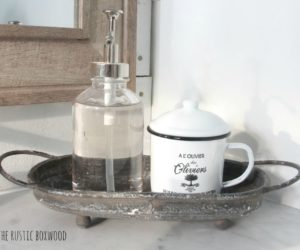 How To Create A Farmhouse Bathroom Decor That Looks And Feels Authentic