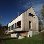 Wooden Single-Family Home Jizerské Hory